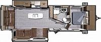 2017 HIGHLAND RIDGE ULTRA LITE 2910RL