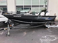 2013 SMOKERCRAFT PROANGLER 161