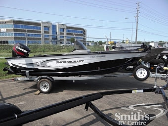 2017 SMOKERCRAFT PROANGLER 161