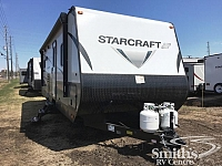 2018 STARCRAFT LAUNCH 24RLS OUTFITTER