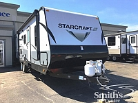 2018 STARCRAFT LAUNCH 27BHU OUTFITTER