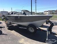2019 CRESTLINER FISH HAWK 1650 SE SC