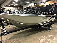 2019 SMOKERCRAFT ALASKAN 15 TL DLX SPLIT