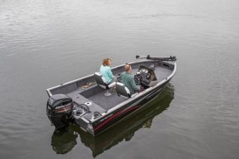 2015 CRESTLINER 1650 SC FISH HAWK