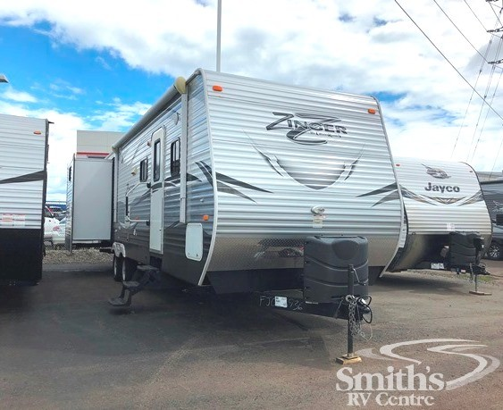 2015 COACHMEN CROSSROADS ZINGER ZT32DB15