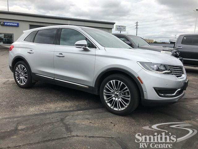 2016 FORD LINCOLN MKX AWD