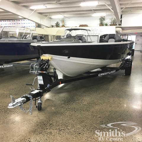 2018 CRESTLINER FISH HAWK 1650 SC