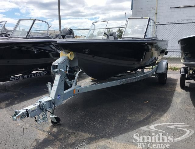 2018 CRESTLINER FISH HAWK 1750 WT