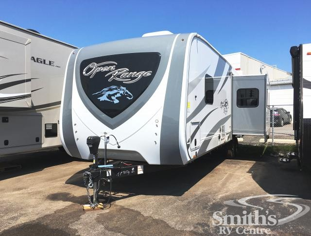 2018 HIGHLAND RIDGE OPEN RANGE OT272RLS
