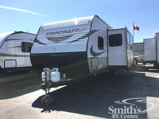 2018 STARCRAFT AUTUMN RIDGE 27BHS OUTFITTER