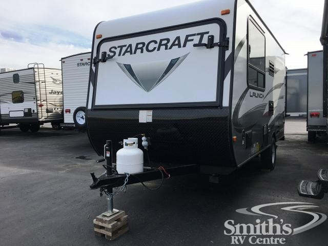 2018 STARCRAFT LAUNCH 16RB OUTFITTER