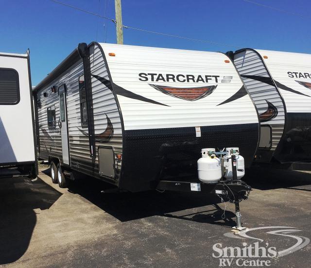 2019 STARCRAFT AUTUMN RIDGE 26BH OUTFITTER