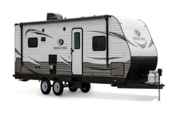 Mossy Oak | Travel Trailer