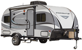 Comet Travel Trailer
