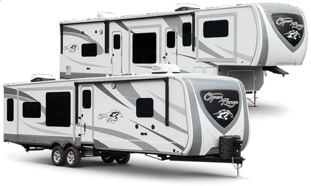 Open Range Travel Trailer