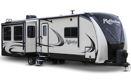 Reflection Travel Trailers
