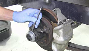 Smith's RV Bearing Repack