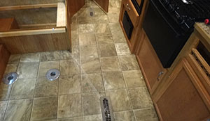 Smith's RV Floor Repair