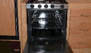 Smith's RV Oven Repair