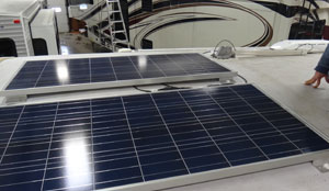 Smith's RV Solar Installation